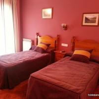 Habitación doble Hostal Pañart de Bielsa